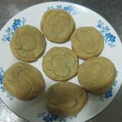 纯手工绿豆糕的做法