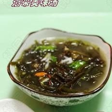 海带美味汤的做法