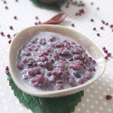 炼乳蜜红豆的做法