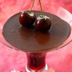 樱桃巧克力的做法