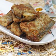 五香酥带鱼的做法