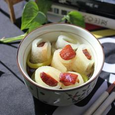 冬瓜肉卷 的做法