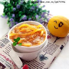柠檬蜂蜜茶的做法