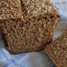 燕麦全麦面包