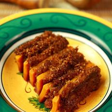南瓜米粉肉的做法