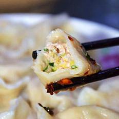 鱼肉白菜馅饺子的做法