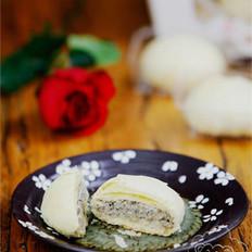 苏式椒盐月饼的做法
