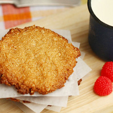 焦糖燕麦饼干的做法