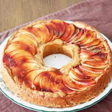 肉桂苹果蛋糕的做法