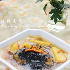 淮山乌鸡汤的做法