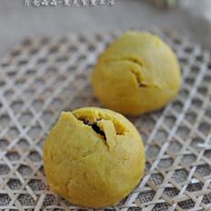 紫薯黄馍馍