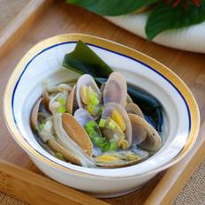 高营养蛤蜊汤的做法