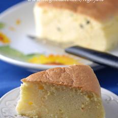 百香果轻芝士蛋糕