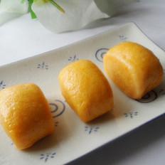 奶香南瓜刀切小馒头的做法
