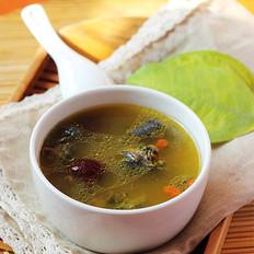 乌鸡枣杞汤的做法