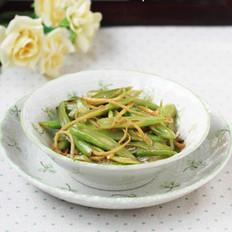仔姜芸豆的做法