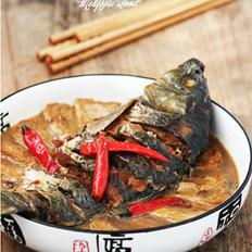 鲤鱼豆腐的做法