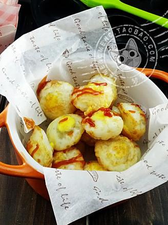 烤鸟蛋的做法