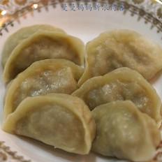 烫面扁豆蒸饺的做法