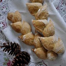 麦穗面包的做法
