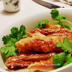 中式烤火雞的做法