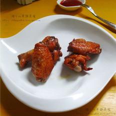 香辣烤鸡腿的做法