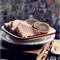 牛肉海带卷的做法