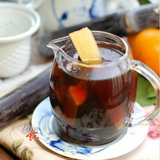 甘蔗罗汉果茶 的做法