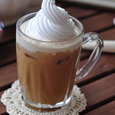 雪顶咖啡的做法