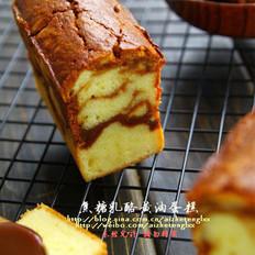 焦糖乳酪黄油蛋糕的做法