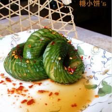 蓑衣黄瓜的做法