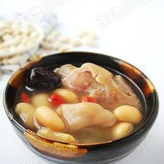芸豆猪手汤