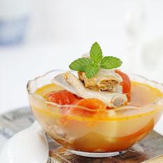 蕃茄排骨汤的做法