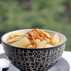 排骨萝卜煲的做法