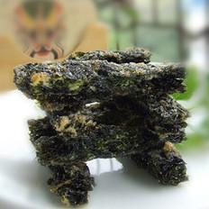 香酥紫菜的做法