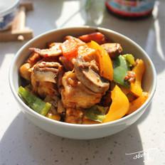 招牌酱豆腐 的做法