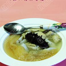 竹荪排骨汤的做法