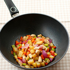 蚝油合菜的做法