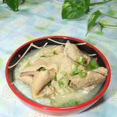 白味增鱼肠汤