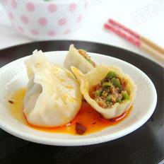 猪肉豇豆饺子的做法