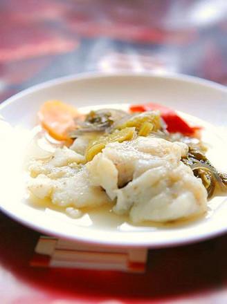 红遍大江南北的家常菜新颖做法 无刺酸菜鱼 - 浓情巧克力 - 美衣 美食 唯美