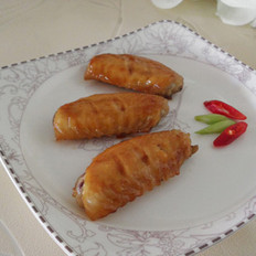 蒜香鲍鱼汁烤鸡翅的做法