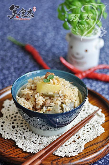土豆豆角焖饭Ms.jpg