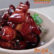 大紅大紫紅燒肉的做法
