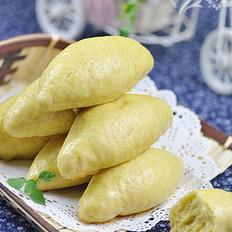 发面纺锤玉米饼的做法