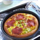 萨拉米肠披萨