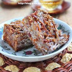 香煎芋丝饼的做法