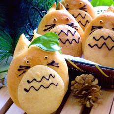 童趣龙猫面包