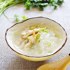 蘿卜蟶子湯的做法