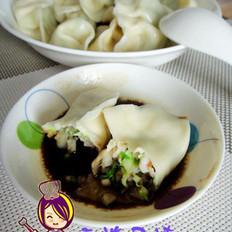 虾仁鲜蔬水饺的做法
